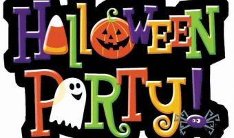 Martedì 30 Ottobre, ore 17:30 HALLOWEEN PARTY