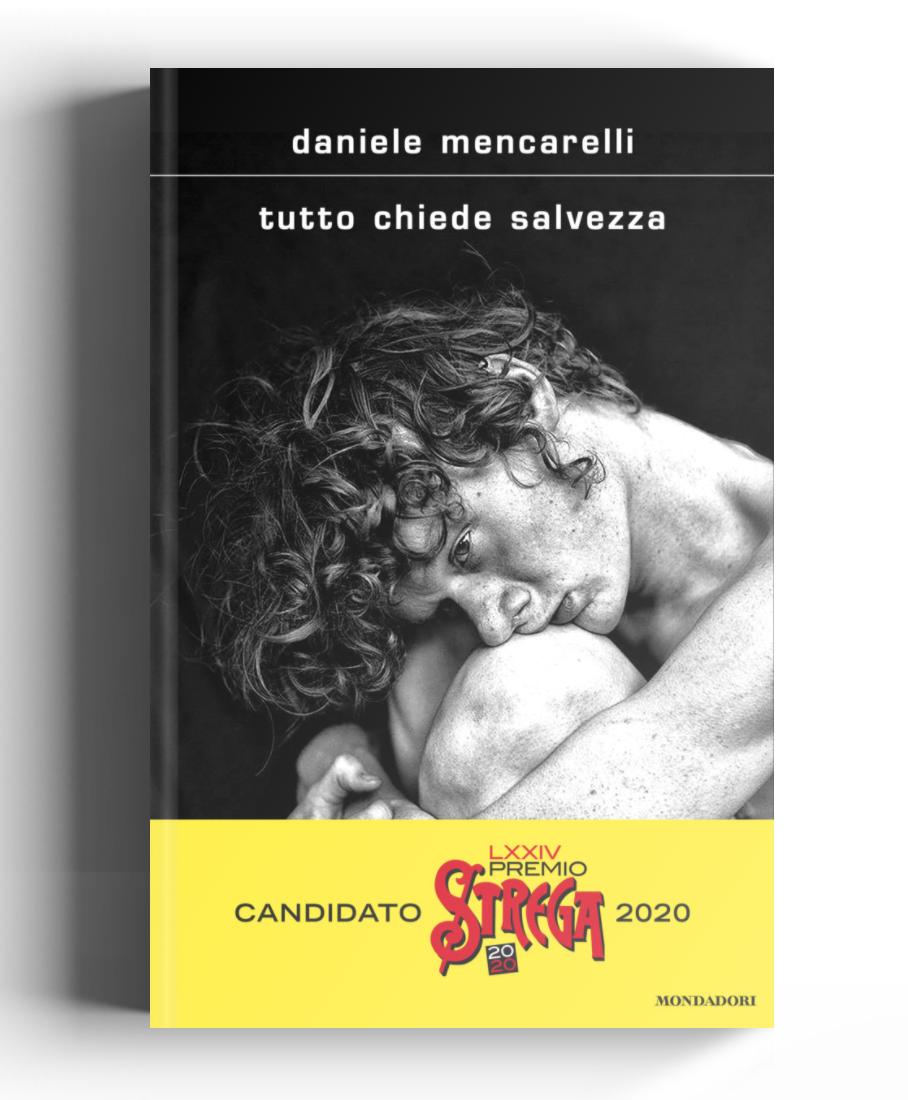 Sabato 16 Maggio, ore 18:30 video intervista con Daniele Mencarelli sulla pagina Fb Ubik Casalpalocco
